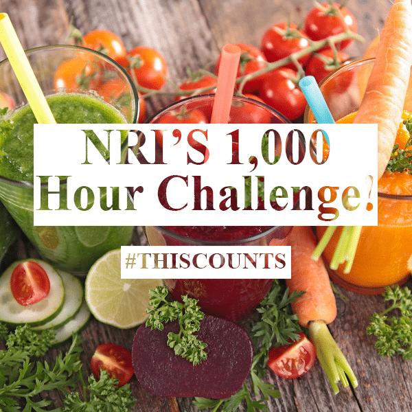 1,000 Hour Challenge 2019